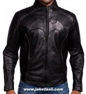 Jaket kulit batman dark knight, custom design ukuran, model dan warna pesan di jaketkulitz.blogspot.com/2017/01/jaket-kulit-logo-batman.html