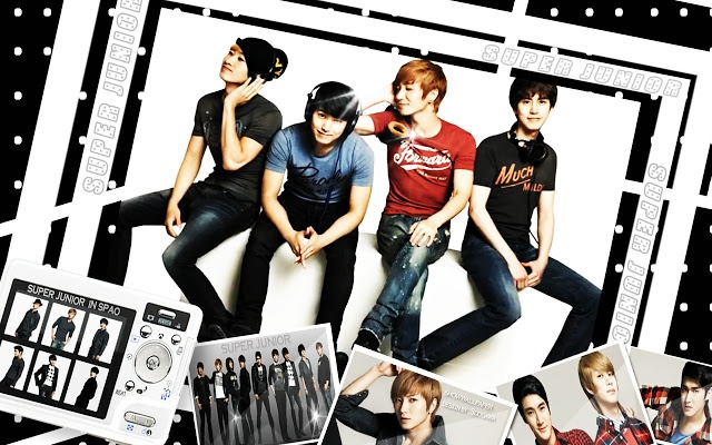 K•POP Idol Wallpaper: Super Junior Wallpaper 3 find more in here http://kpopidolwallpaper.blogspot.com