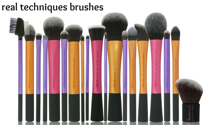 the softest and most affordable makeup brushes, recommended by many professional makeup artists. $12 for a set of 5 on amazon.