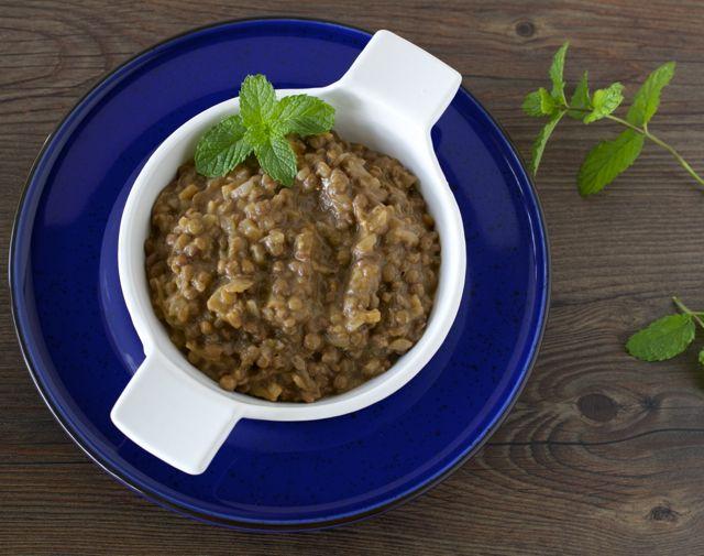 Curry de lentejas | En mi cocina hoy