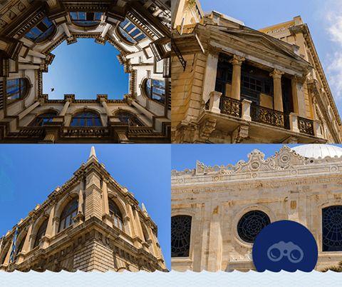 Στις περιπλανήσεις σας στο Ηράκλειο θυμηθείτε να κοιτάτε ψηλά… γιατί σας περιμένουν υπέροχες, αρχιτεκτονικές εκπλήξεις! https://goo.gl/hRL72z #Minoan_escapes When you walk around the city of Heraklion, don't forget to look up from time to time, otherwise you might miss some wonderful, architectural surprises! http://bit.ly/2fcaPyl