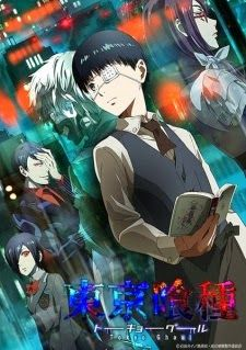 Anime Research Deck : Tokyo Ghoul,another awesome Horror anime?!