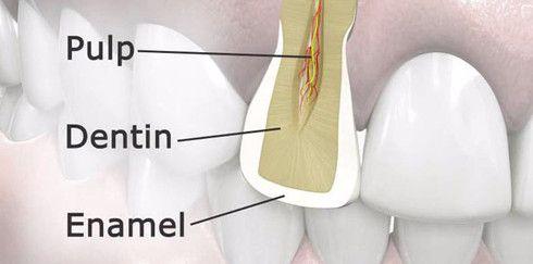 Найден способ восстановить зубы БЕЗ бормашин и пломб!