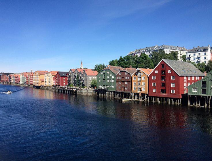 Le petit guide de Trondheim   Wohohoho - un blog avec un goût de Norvège