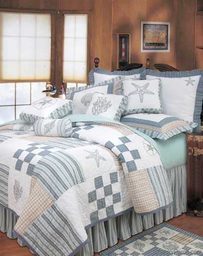 Hightide Shells Quilt