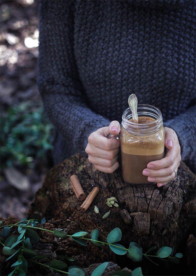 Cappuccino: receita fácil, caseira e deliciosa! Pode ser mantido em geladeira por até 3 meses. Super prático e ótimo para servir para as visitas!