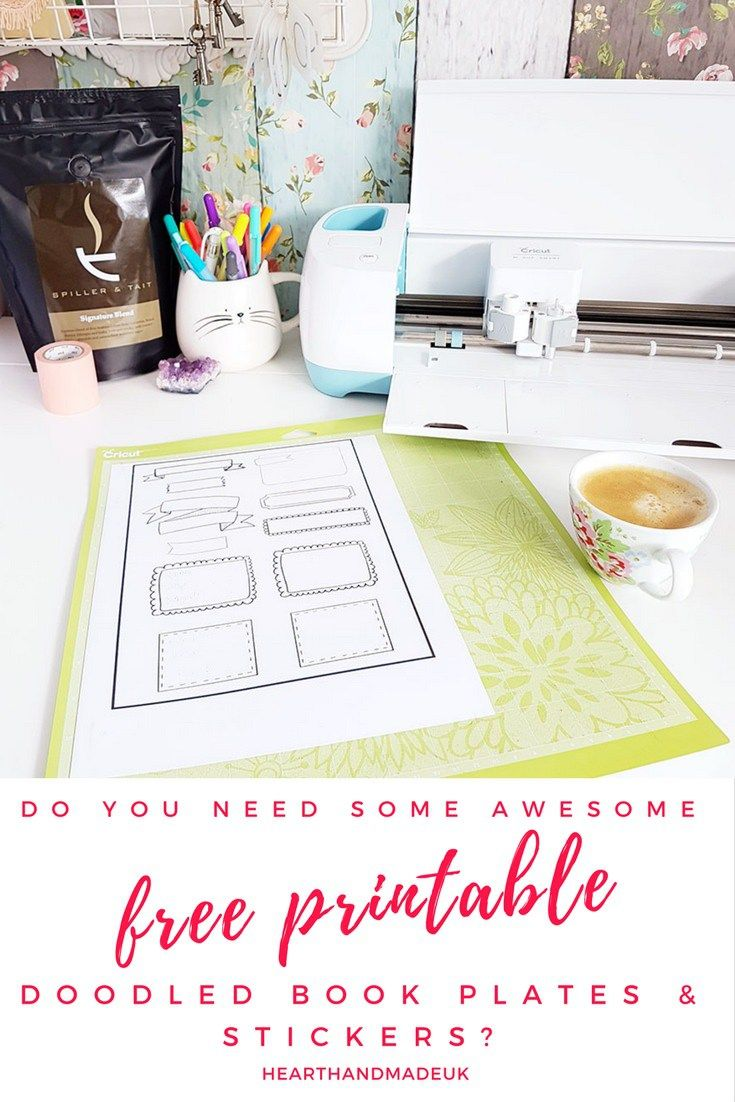 Are you searching for planner stickers? Or printable planner labels? Check out four sets of free printable planner stickers that you can use as back to school printables or for your own planner decorating ideas! There are plenty of planner printables on the blog so go crazy.