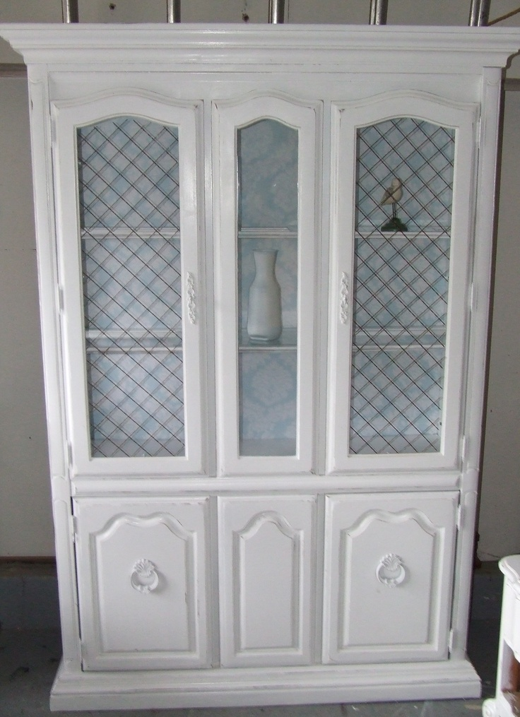 Best Kitchen Cabinet Color Resale 29 Best China Hutch Ideas Images On Pinterest | Painted