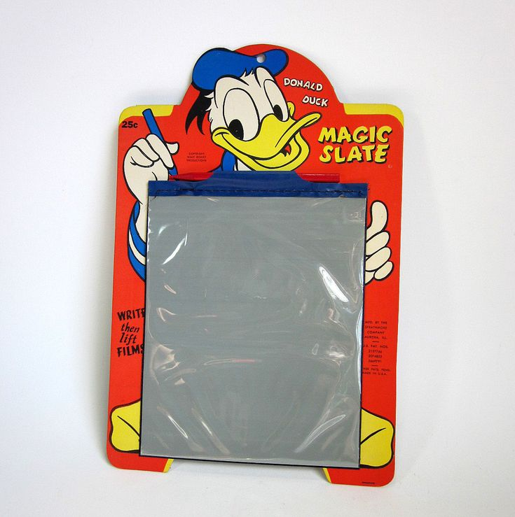 "Magic slate and draw . . . I remember the sound it would make when you would ""erase"" it"