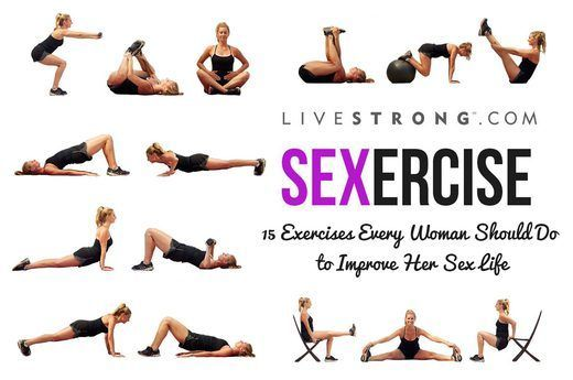 15 Exercises Every Woman Should Do to Improve Her Sex Life