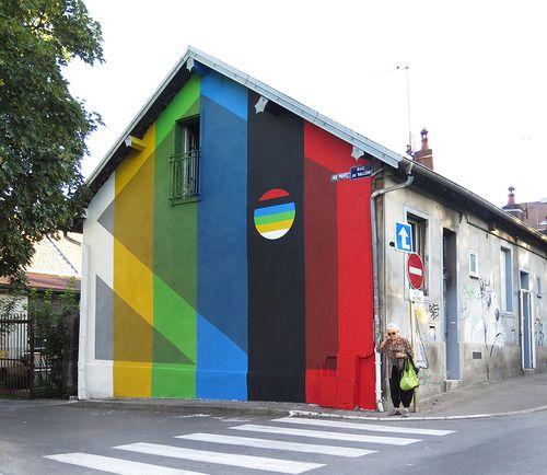 street-art | graffiti | by Elian
