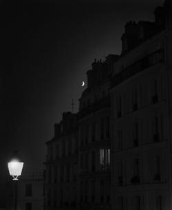 Jason Langer - Moonlight Over Montmartre, 2002