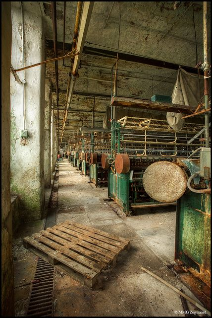 Herdman's Mill by Martino ~ NL (not back until monday), via Flickr