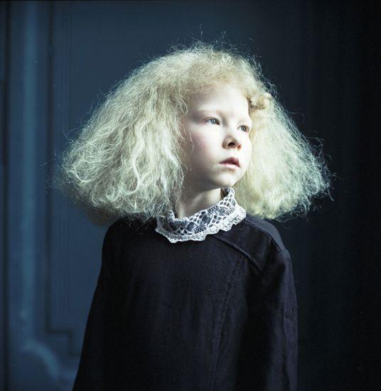 Hellen van Meene, Untitled, (St. Petersburg), 2008