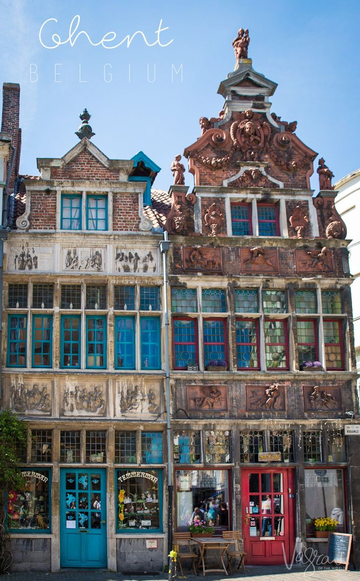 Find out why those in the know rate Ghent above Belgium's other popular tourist destinations. Ghent is one of the best cities in Belgium for a reason.