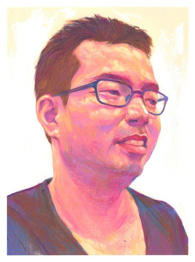 2014.08.16 Self Portrait - 11