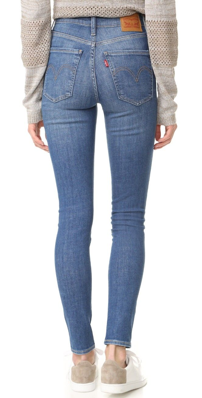 Levi's Mile High Super Skinny Jeans | SHOPBOP