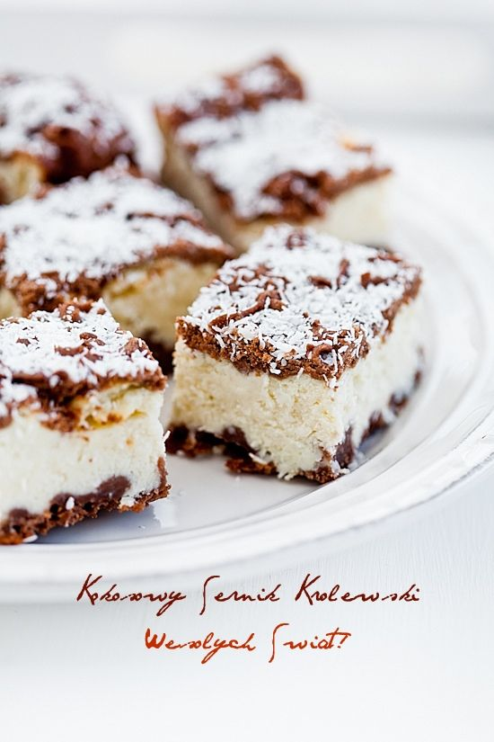 coconut cheesecake royale