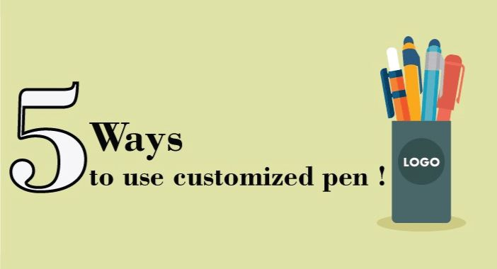 We all know have picked dozens of customized or promotional pens every day at various places such as Grocery store, Banks, or credit union, Schools, Restaurant and etc.