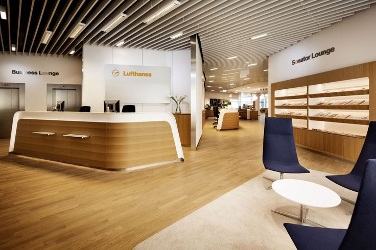 Lufthansa opens five new lounges at Frankfurt Airport