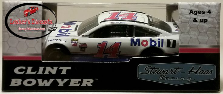 Clint Bowyer 2017 #14 Mobil 1 1:64 ARC -