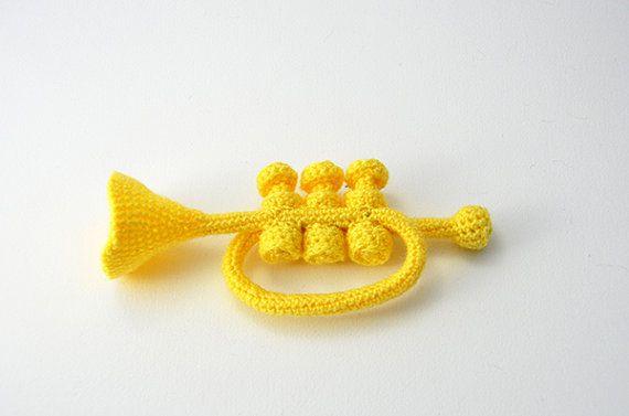 Amigurumi Hat Crochet Patterns : 17 Best images about Amigurumi Instruments on Pinterest ...