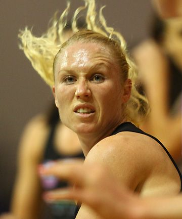 Some insight into the mystery that is midcourter Laura Langman (NZ)...