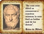 03 - TALES DE MILETO, CONOCETE A TI MISMO...