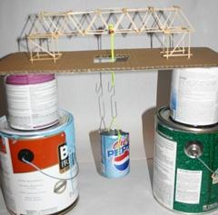 14 best toothpick bridges images on pinterest bridges stem the toothpick bridge design and build strong toothpick bridges malvernweather Choice Image