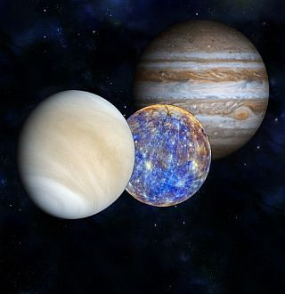 Venus Jupiter conjunction August 2014 effects on 12 Moon Signs - Astrology Predictions