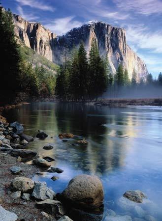 Yosemite National Park, CA by echkbet