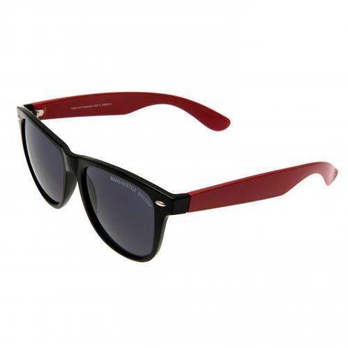 Manchester United FC Sunglasses Adult Retro