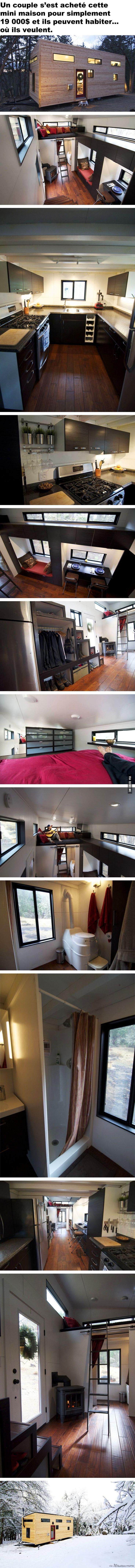 1000 idées sur le thème vivre dans une mini maison sur pinterest ...