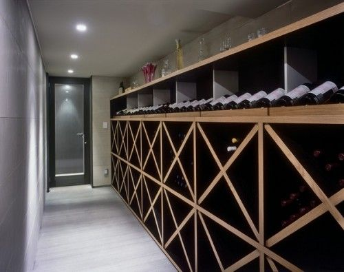 25 best cave à vin images on Pinterest Wine cellars, Home ideas