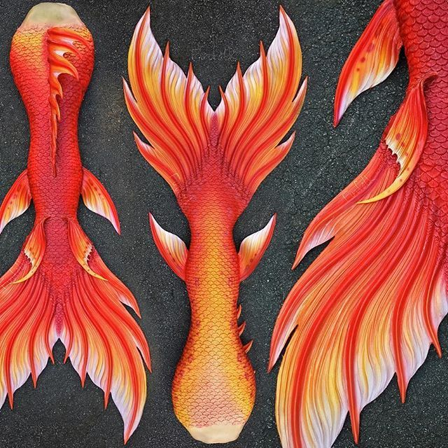 """""""Fawkes is a phoenix, Harry. Phoenixes burst into flame when it is time for them to die and are reborn from the ashes."""" -Albus Dumbledore, ⚡️Harry Potter and the Chamber of Secrets  Finfolk is currently experiencing rebirth like a phoenix. We have some very exciting new ideas, plans, and beautiful mermaid announcements coming soon! So we rise, and we can't wait to take you with us. Stay tuned and follow @finfolkproductions these next few months as we release some very exciting new things for…"""