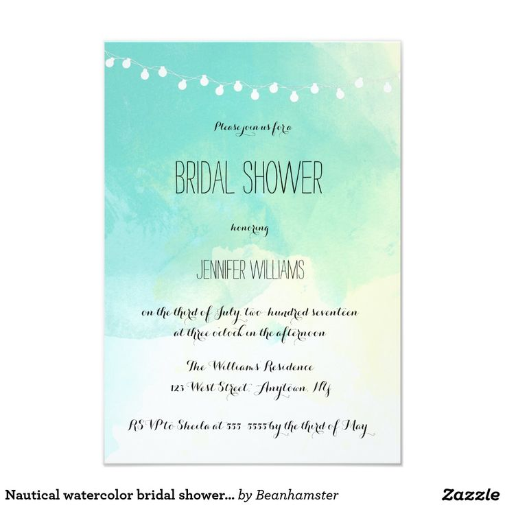 880 best Beach Wedding Invitations images on Pinterest | Beach ...