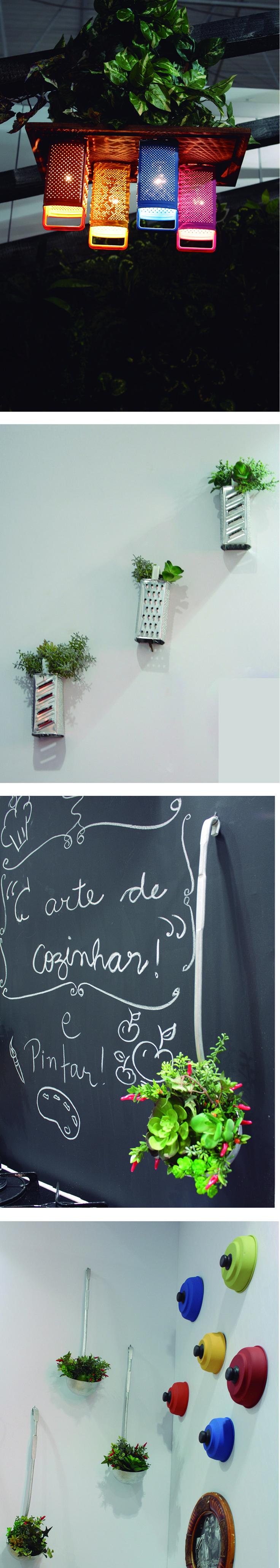 Ideias para decorar a casa com projetos DIY