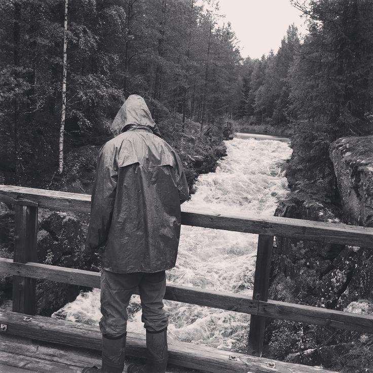 Härkäahonkoski Haapajärvi