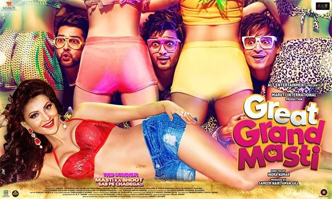Video: Trailer of 'Great Grand Masti' is Out!!