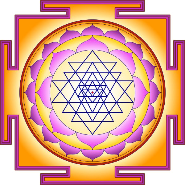 Place Sri Yantra in your home, and attract more prosperitiy!