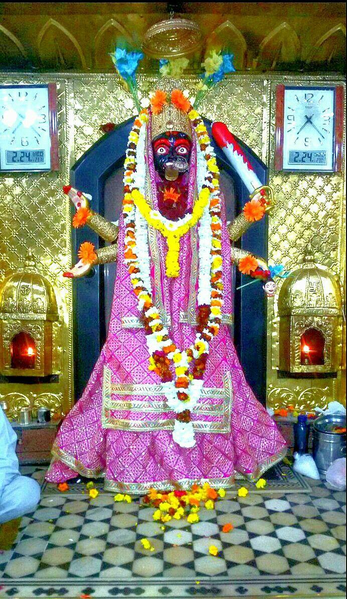 Kali Mata Mandir at Patiala.