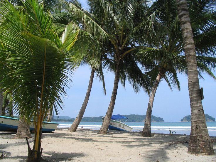 Samara beach, Costa Rica - This is where we went on our honeymoon - beautiful