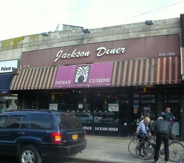 Jackson Diner, 37-47 74th St. (Jackson Heights) | 44 Amazing NYC Places That Actually Still Exist