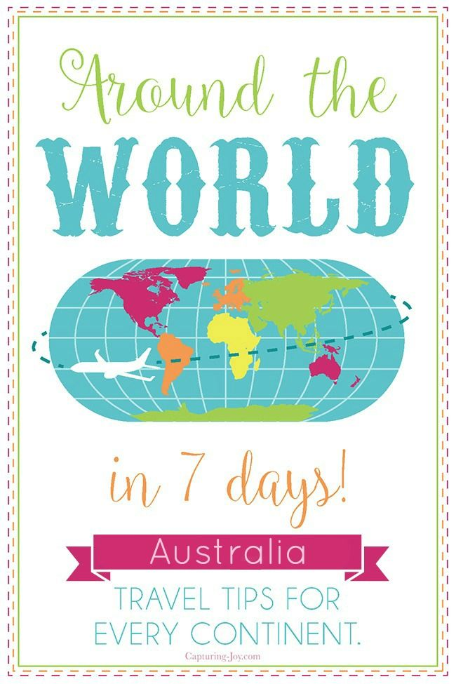 Around the World to Australia and Oceania - Capturing Joy with Kristen Duke