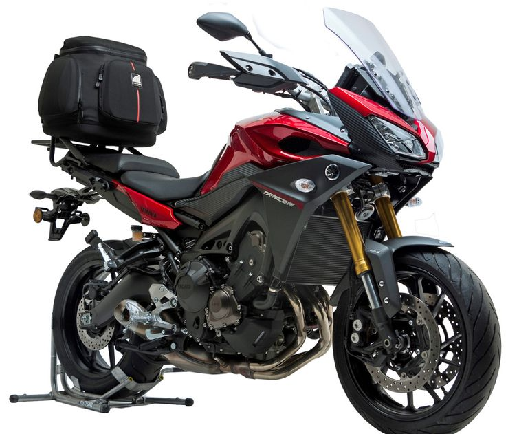 Ventura Bike Pack System for the Yamaha MT-09 Tracer