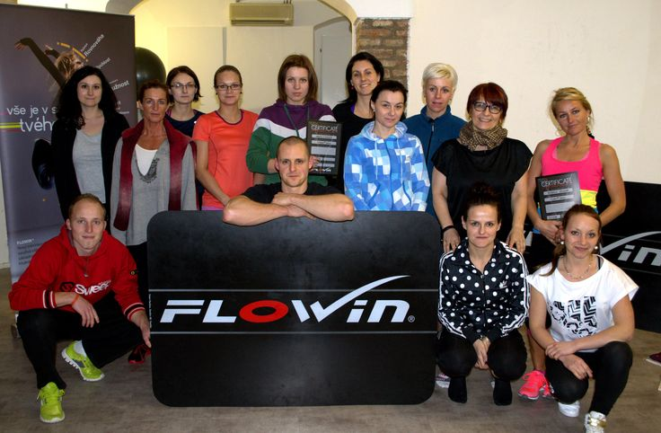 new FLOWIN® BASIC trainers from the Czech Republic