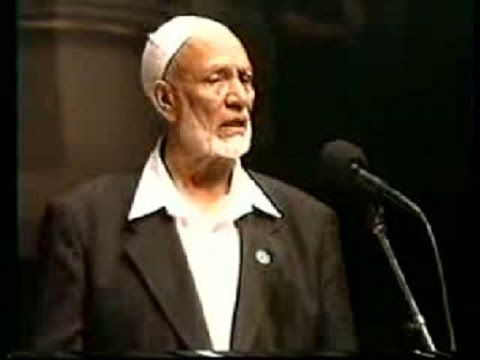 Sheikh Ahmed Deedat The only true religion, blessed and accepted by Almighty Allah is Islam. As for other religions, other than Islam, it will not be accepte...