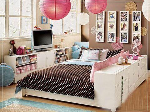 Kids Room. Delightful Simple Diy Girl Room: Cool And Cute Diy Teen