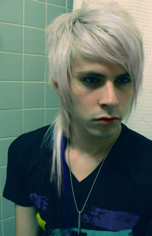 emo men long haircuts | Emo Haircuts for Guys 2011 ...