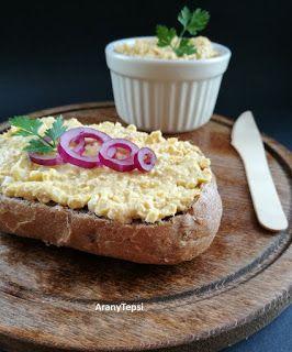 AranyTepsi: Tonhalas tojáspástétom